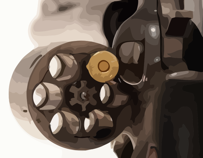 russian-roulette_vectorized