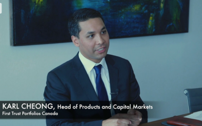 First Trust's Karl Cheong: Investing in Senior Loans and Europe