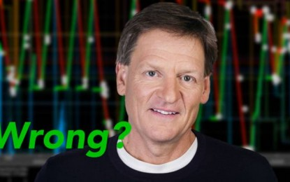 Why Michael Lewis Got it Wrong.