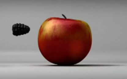 Blackberry vs. Apple (SIA Weekly)