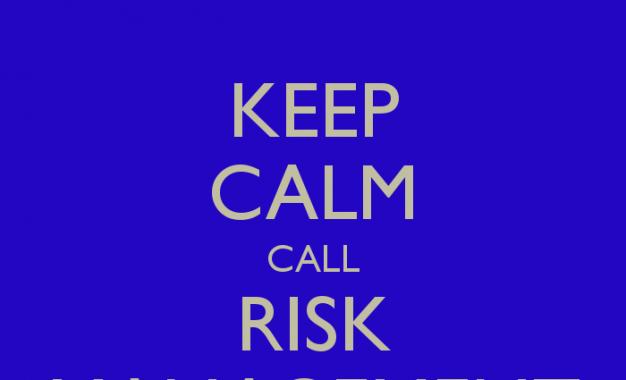 Risk Management is Back in Vogue