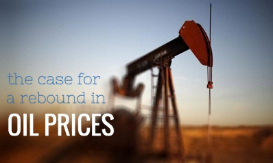 The Case for a Rebound in Oil Prices