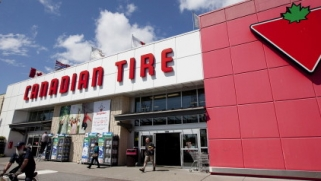 CANADIAN TIRE A NV (CTC.A.TO) TSX – Jun 25, 2015