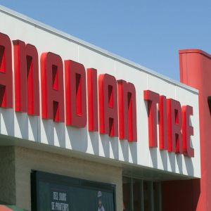 CANADIAN TIRE A NV (CTC.A.TO) TSX - Aug 25, 2017