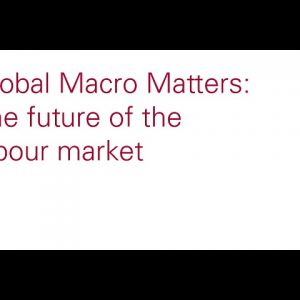 The future of the labour market